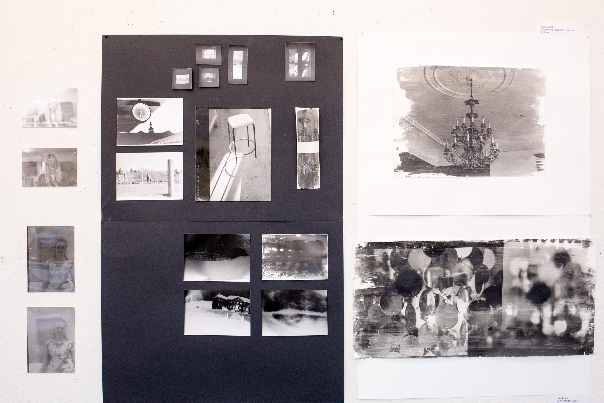 Analogt Foto på Kunsthøjskolen - F15