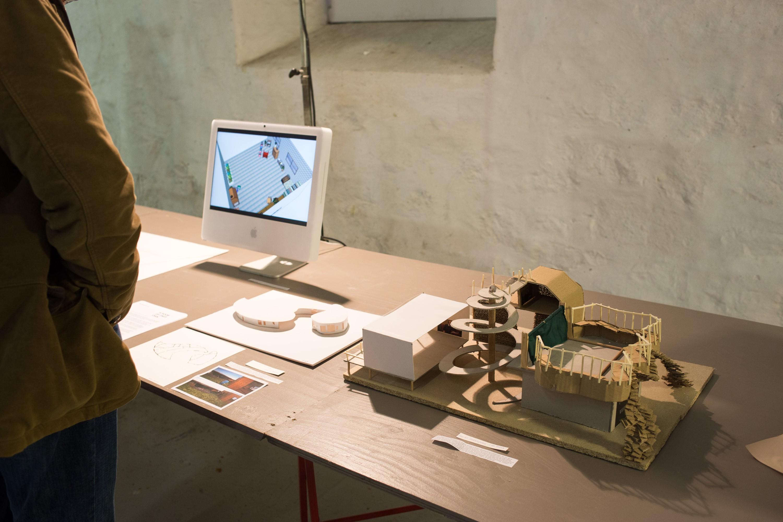 Arkitektur udstilling