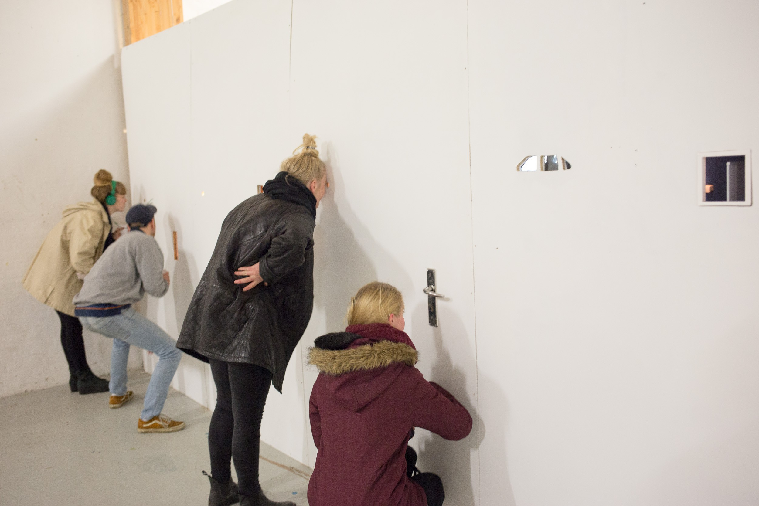 Installation udstilling