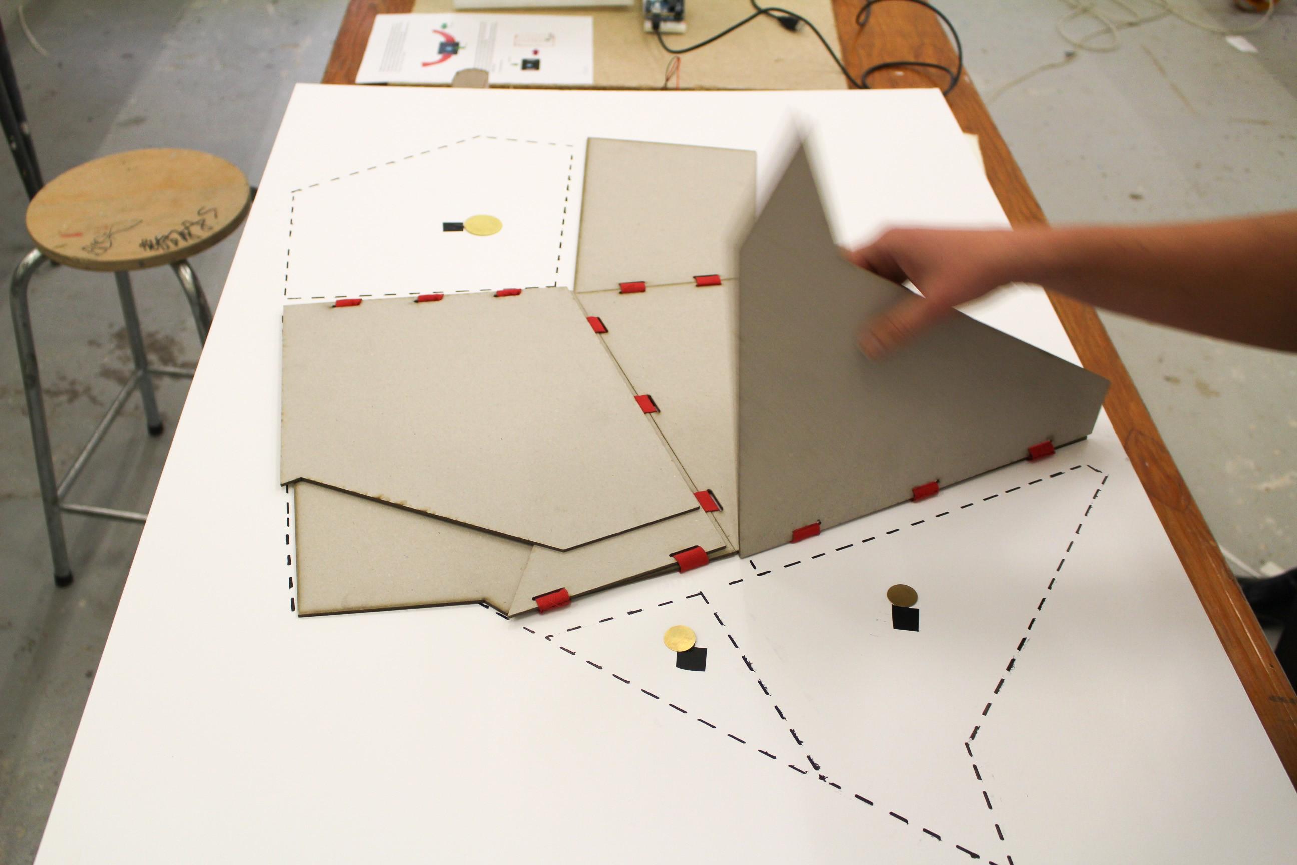 Interaktiv arkitektur - E14