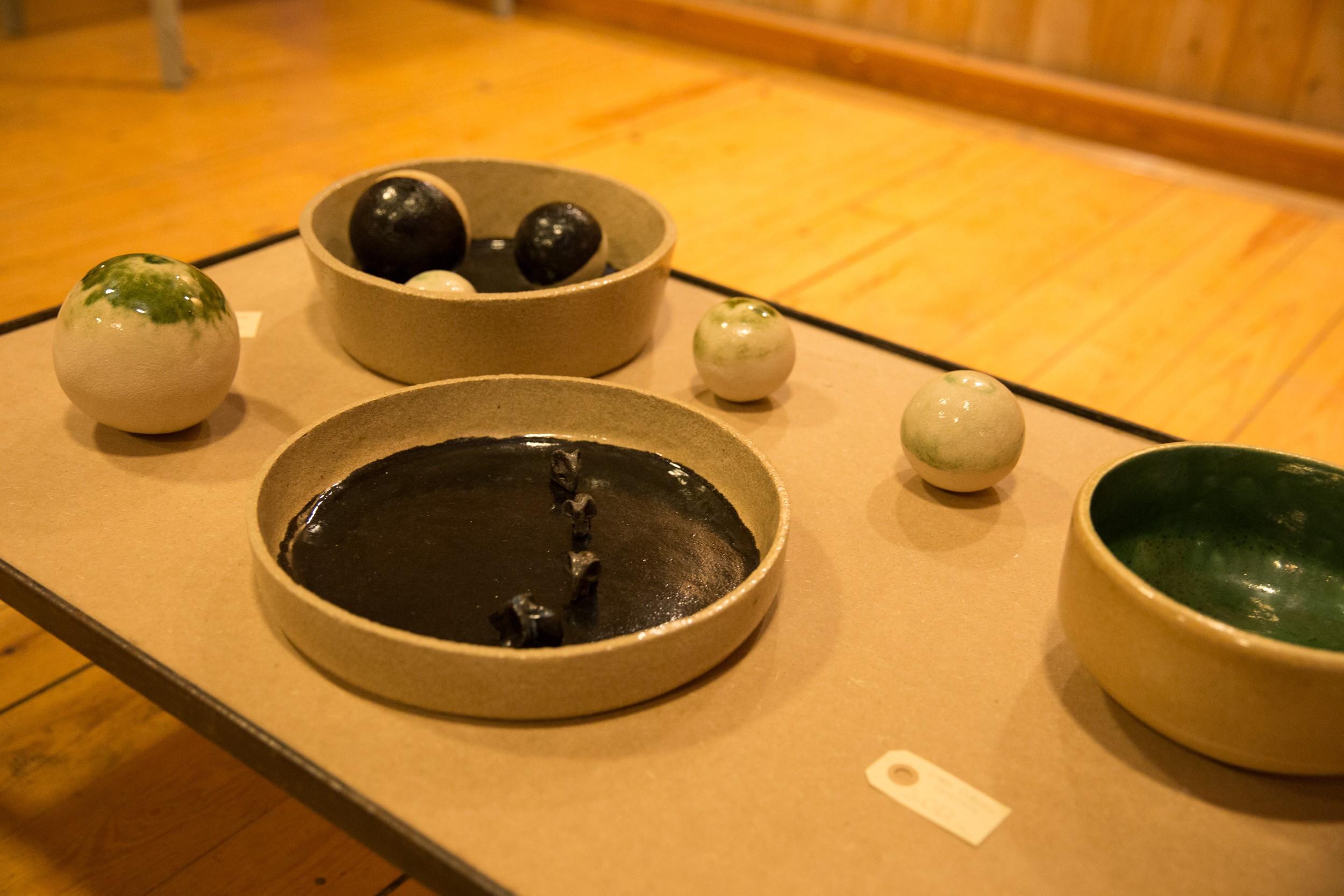 Keramik på Kunsthøjskolen