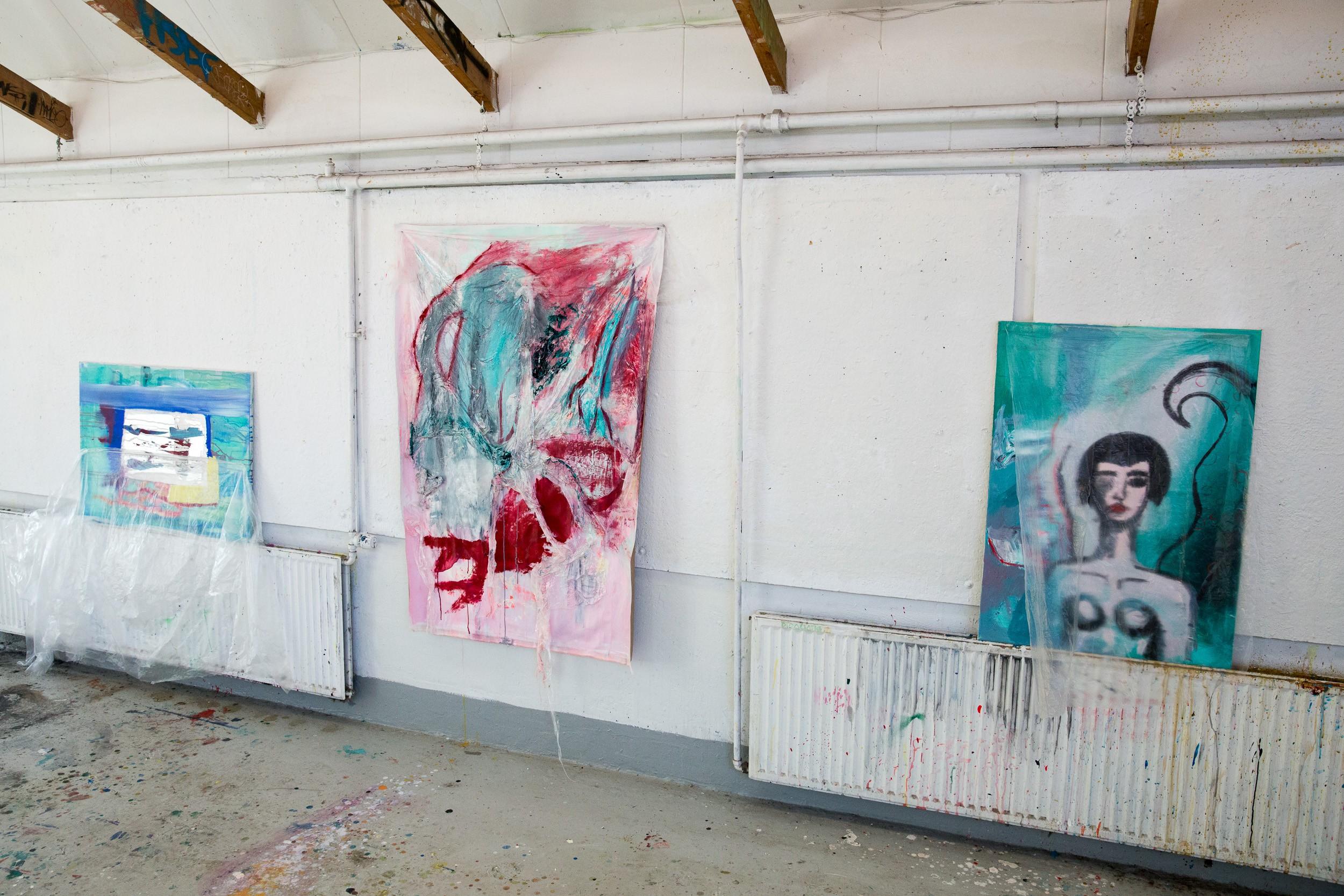 Maleri - Efterår 2015 - Kunsthøjskolen