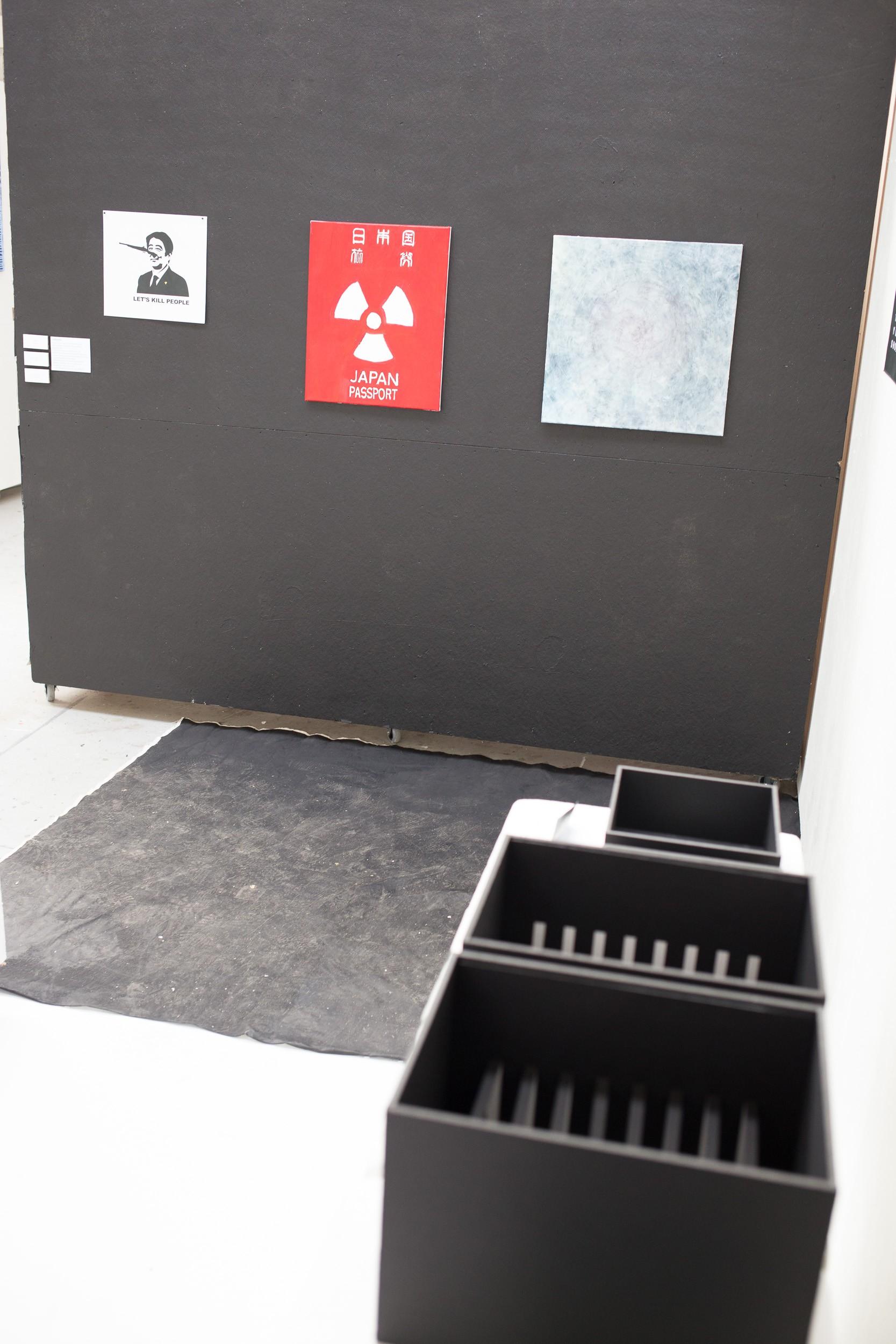 Maleri på Kunsthøjskolen - Forår 2015