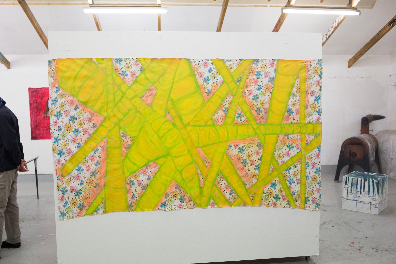 Maleri udstilling