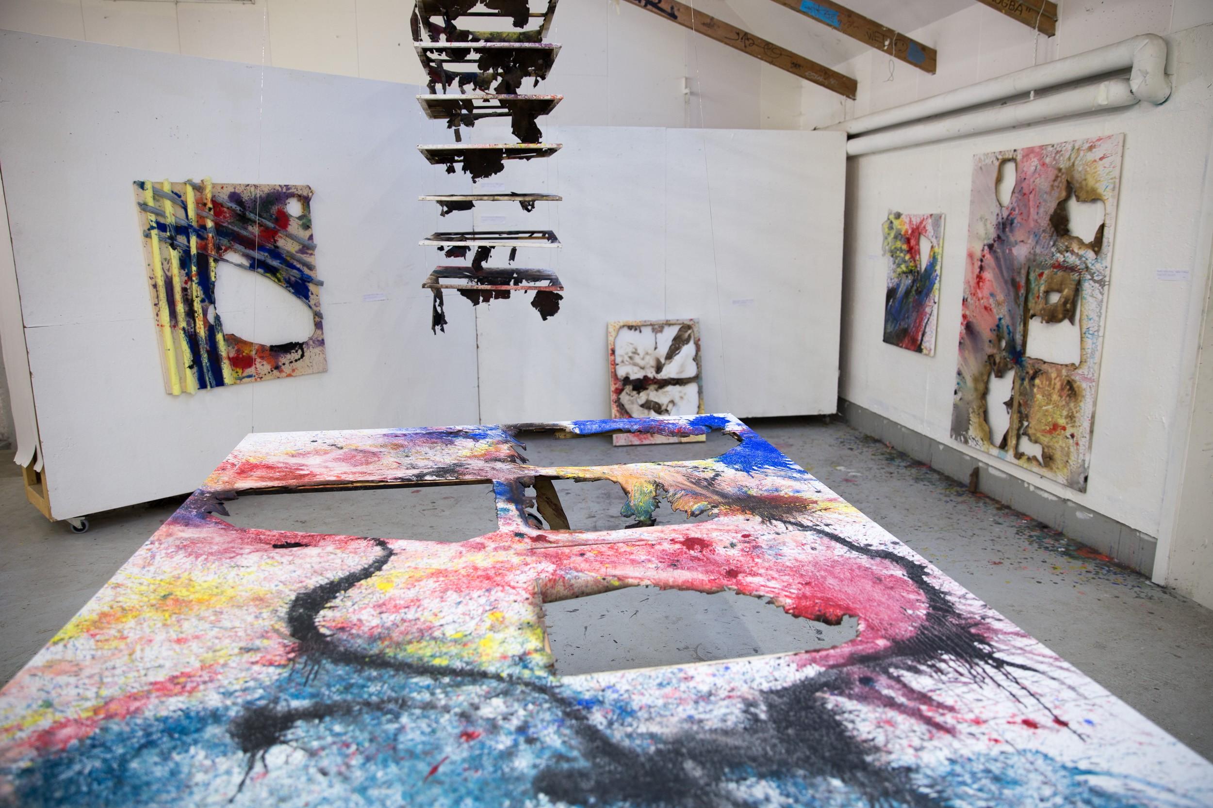 Maleri & Tegning på Kunsthøjskolen