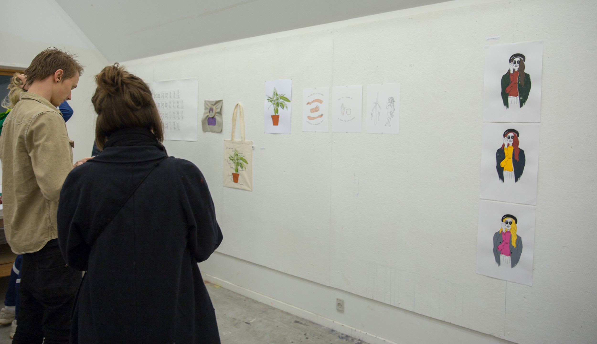 Serigrafi - Efterår 2016