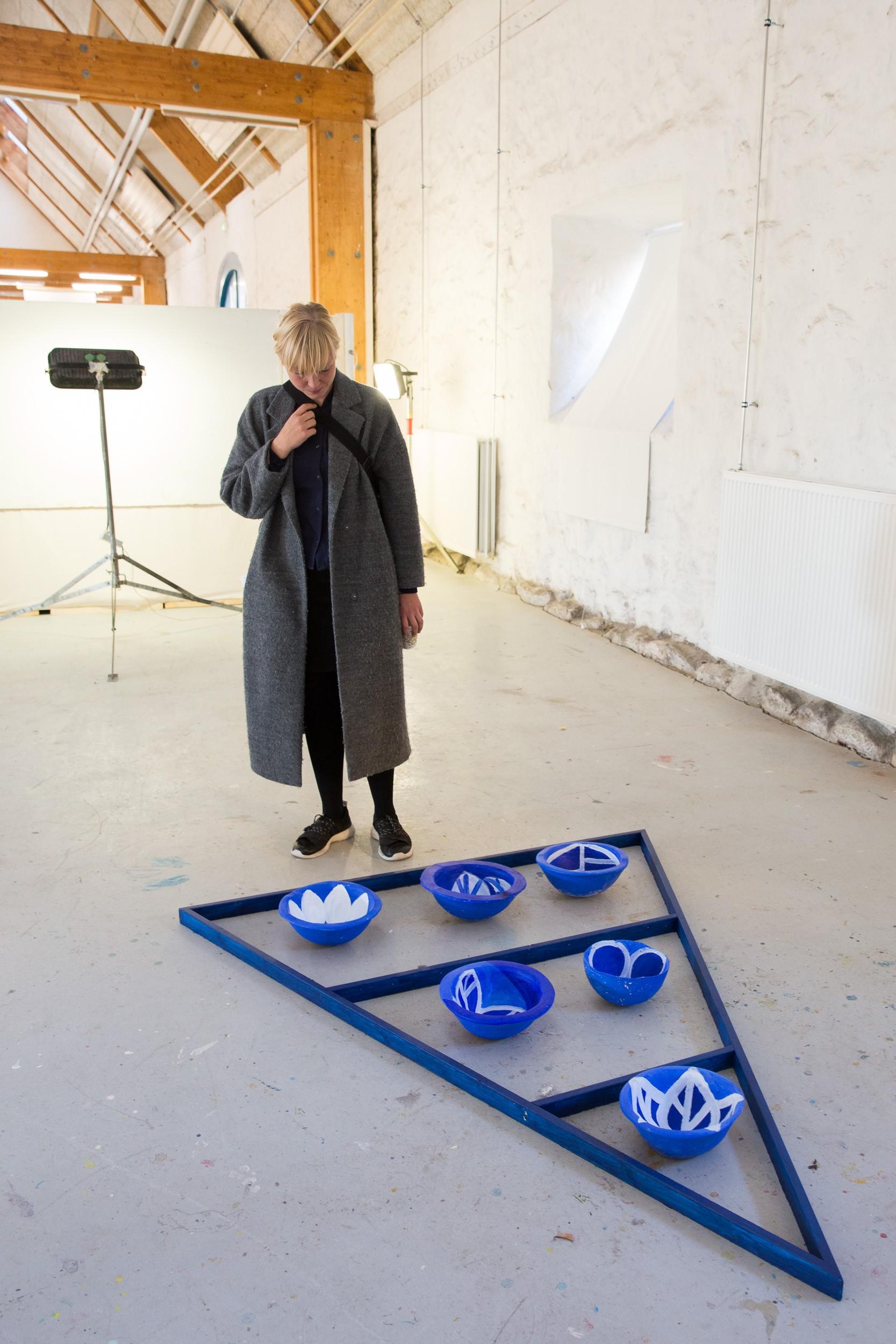 Skulptur - Efterår 2015 - Kunsthøjskolen