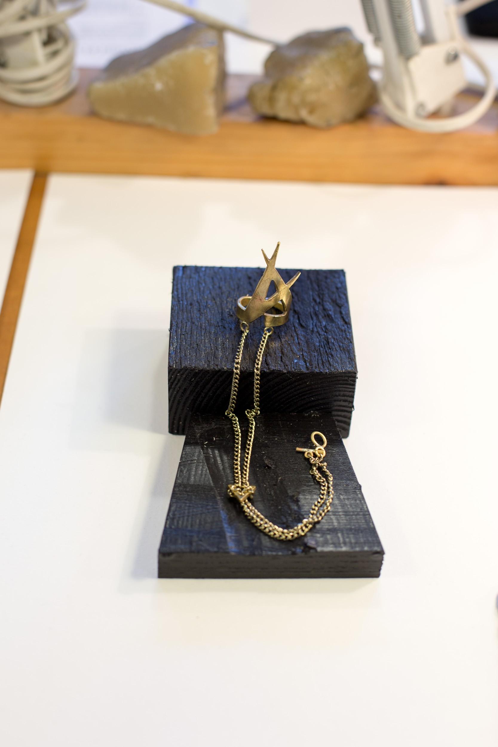 Smykker på Kunsthøjskolen 2014