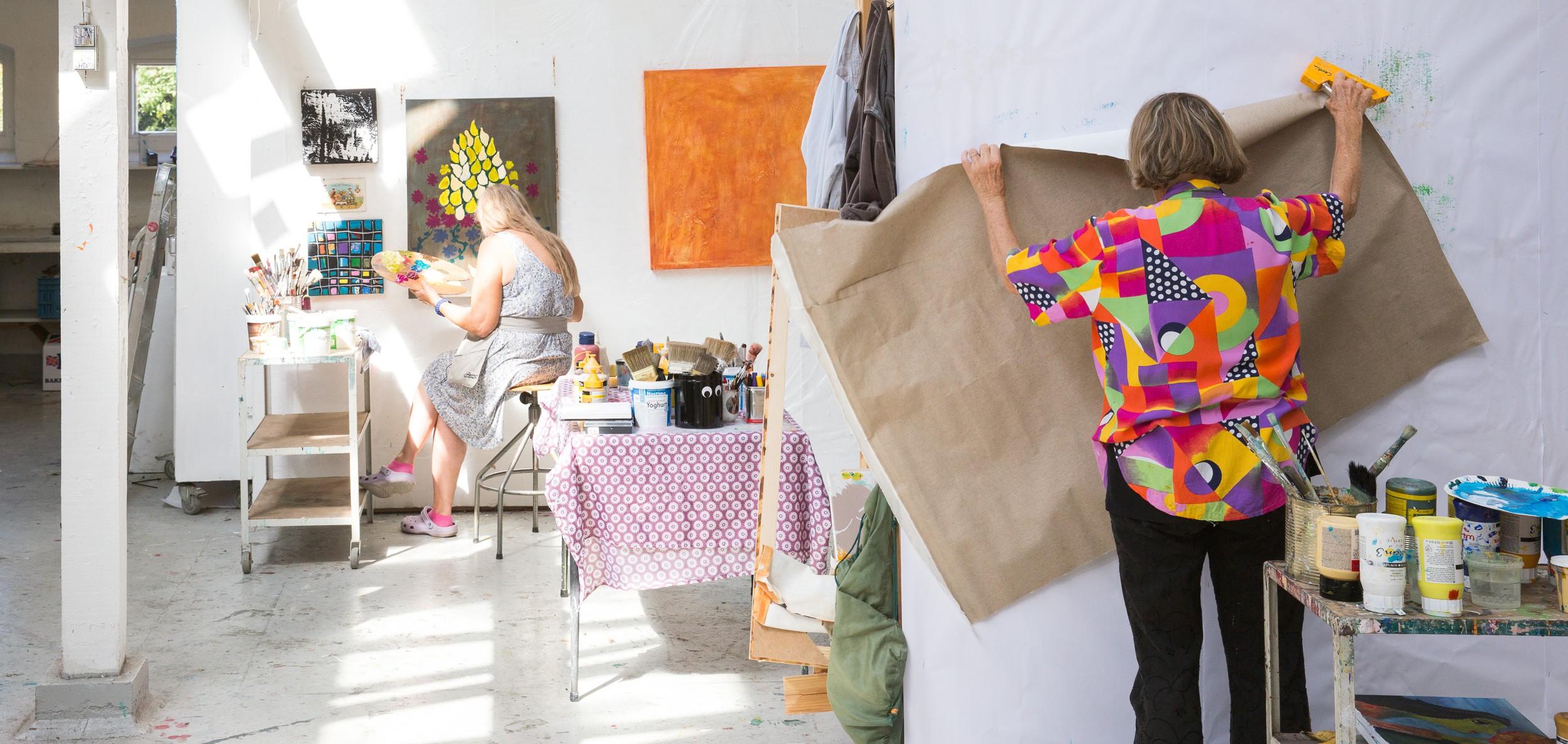 Sommer 2016 - Kunsthojskolen
