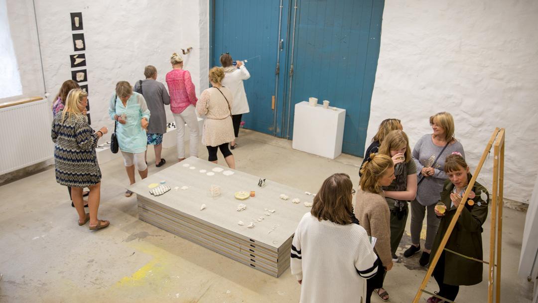 Sommerkursus A, 2018 på Kunsthøjskolen