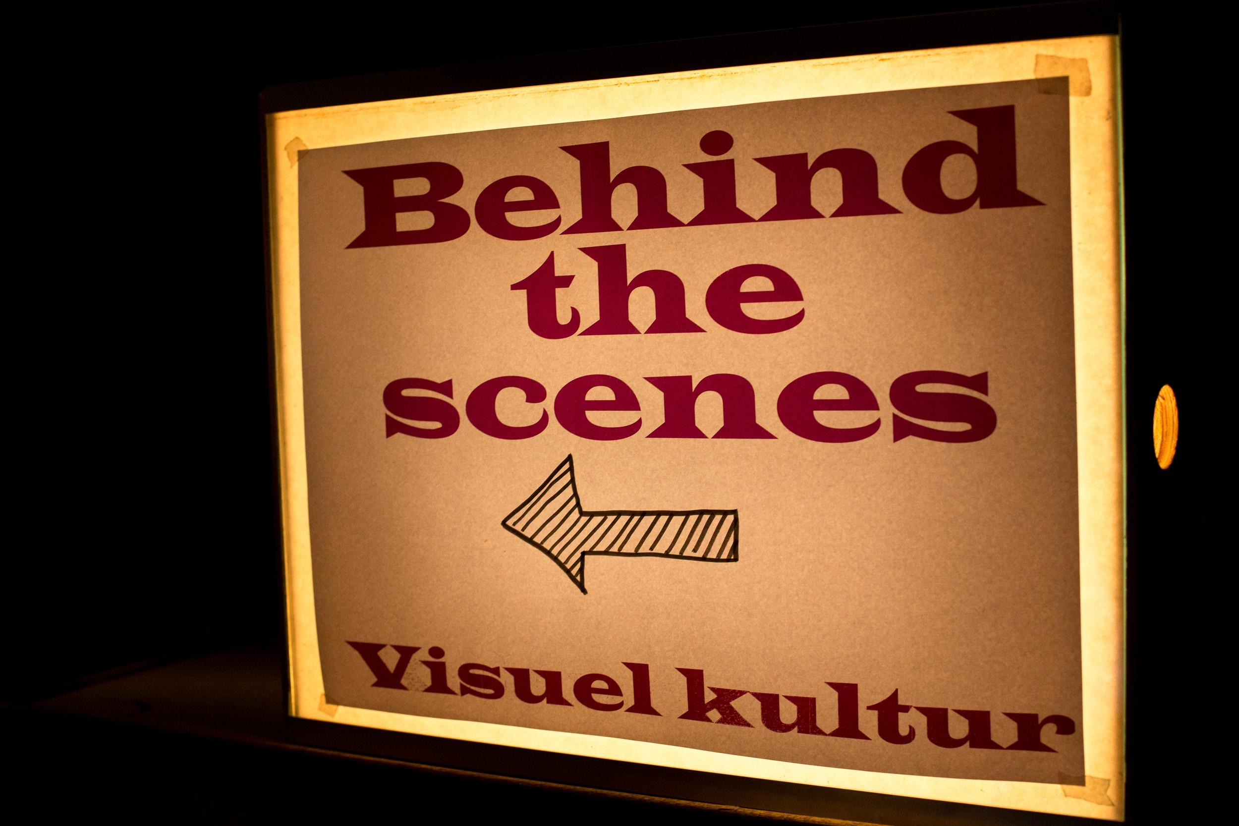 Visuel kultur på Kunsthøjskolen 2014