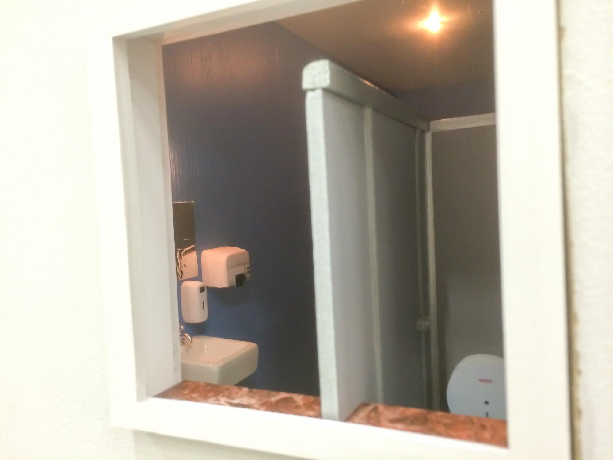 Toilet og baderum