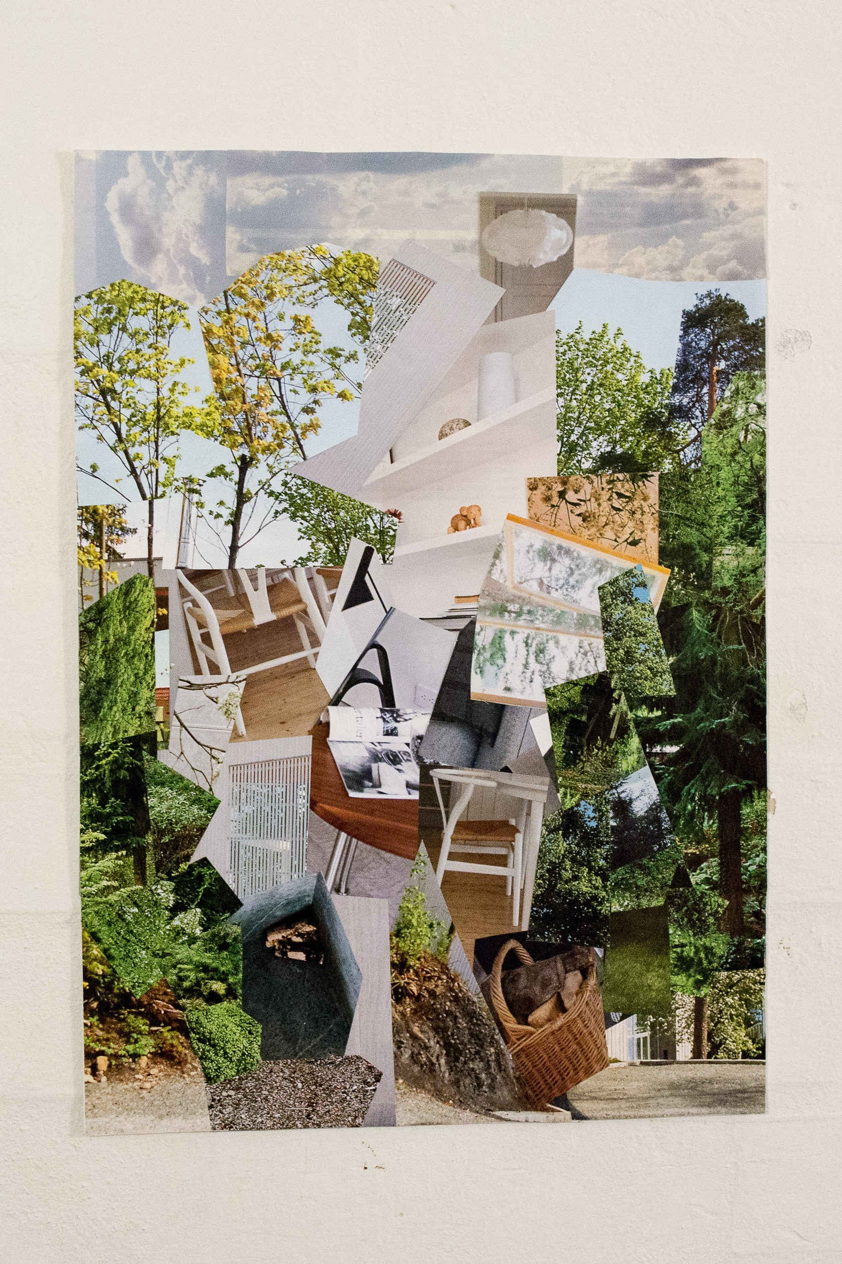 Collage - Forår 2014