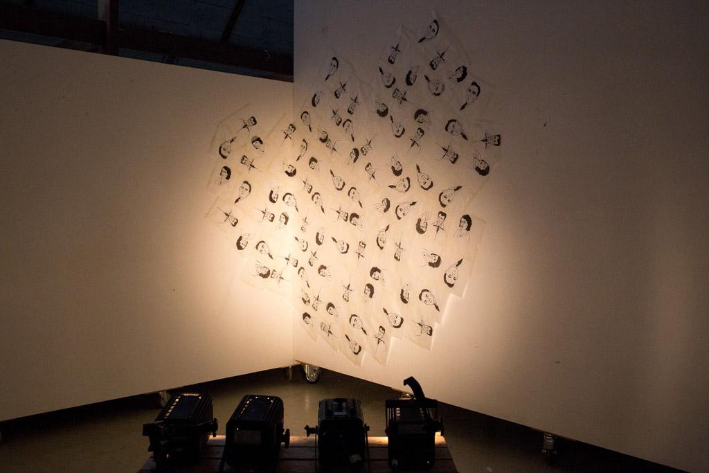 Installation og rum udstilling - Forår 2014