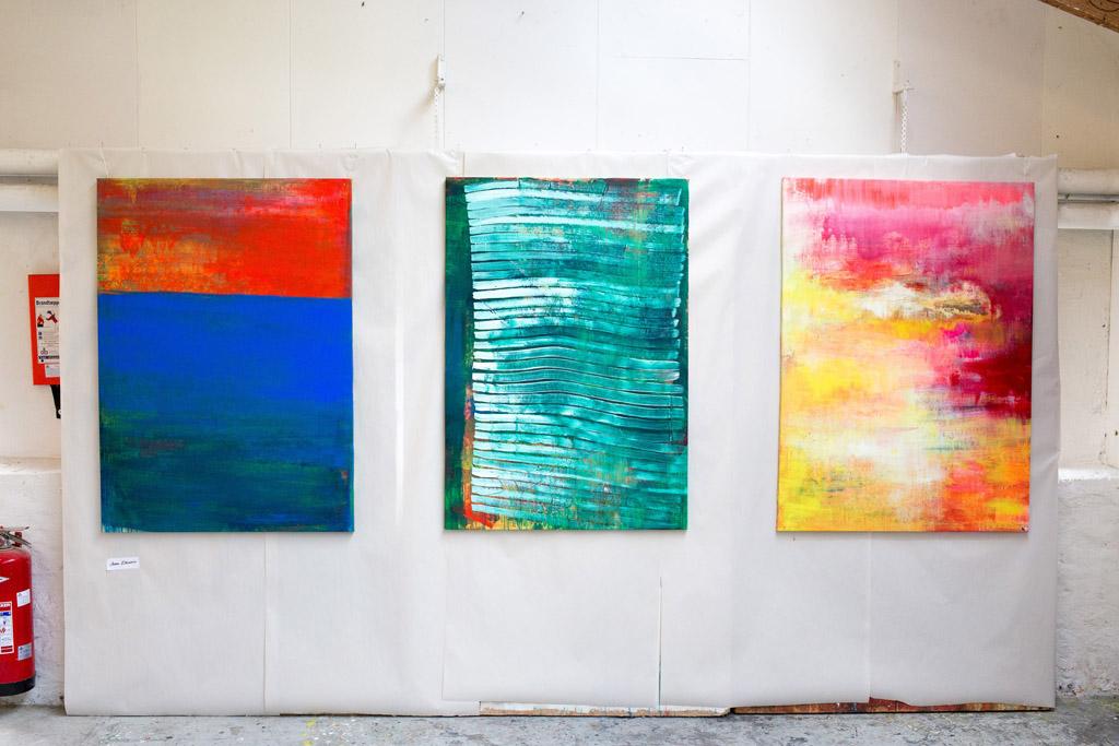 Maleri udstilling - Forår 2014