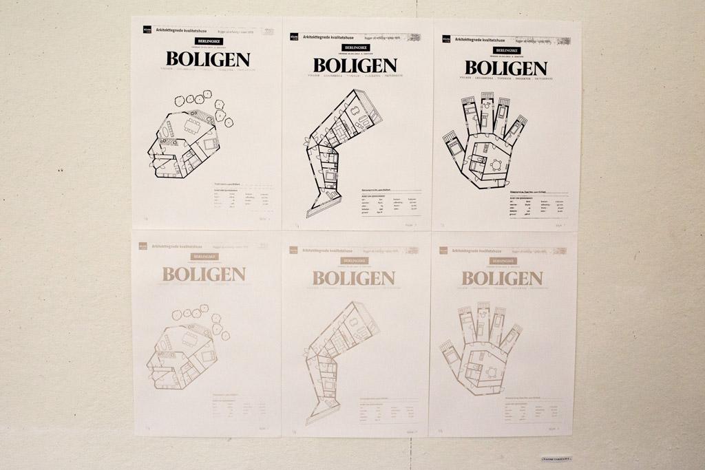 Serigrafi udstilling - Forår 2014