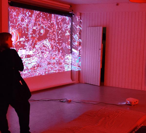 Video udstilling 1. periode efteråret 2020 Kunsthøjskolen i Holbæk