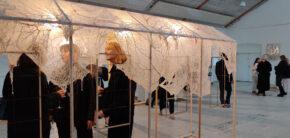 Udstilling 1. periode efterået 2020 Kunsthøjskolen I Holbæk