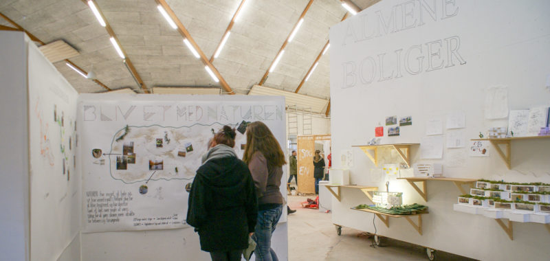 Arkitektur og kunst kursus
