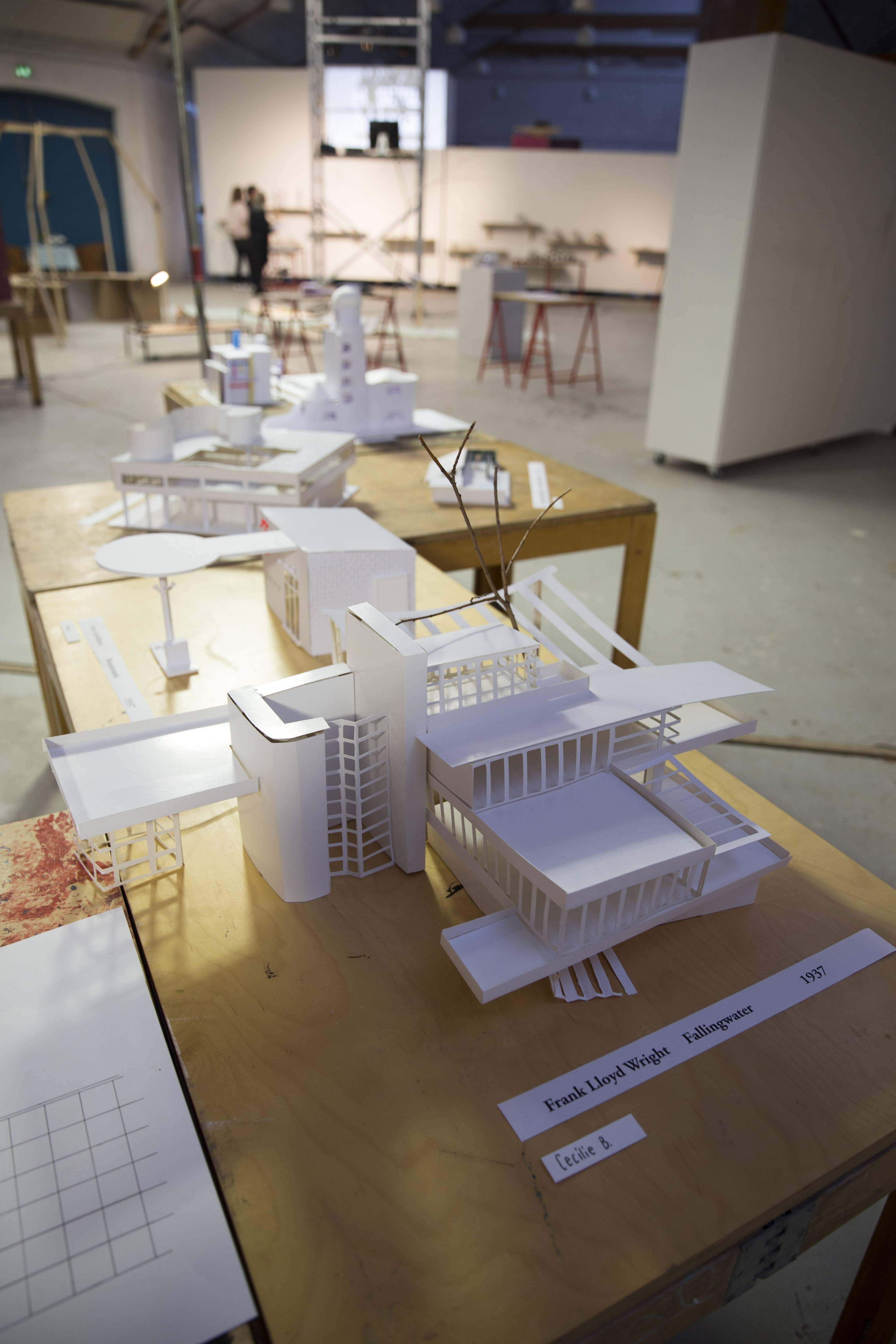 Arkitektur, Forår 2017