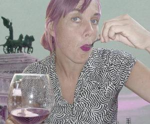 artist talk med Carina Randløv, carinarandlov.com