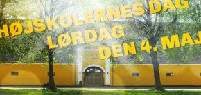 Rundvisninger på Kunsthøjskolen i Holbæk Højskolernes Dag 4maj 2019