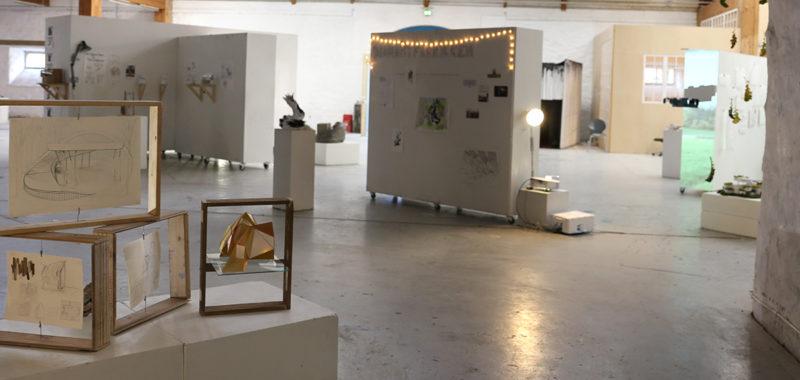 Kunsthøjskolen i Holbæk – Arkitektur udstilling for efteråret 2018