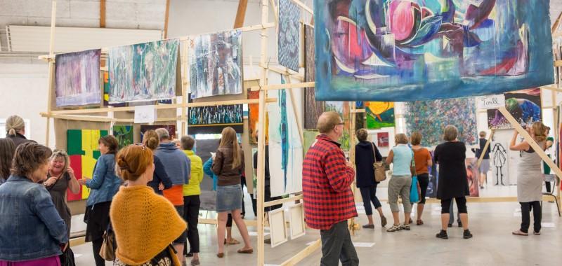 Sommer 2014 på Kunsthøjskolen