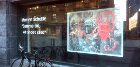 Meanwhile, in another place, Politikens Galleri, Copenhagen, Morten Schelde