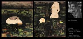 Mie-Mørkeberg-artisttalk 18 juni 2019 Kunsthøjskolen I Holbæk