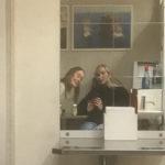 Office Hours Mai Dybdal & Louise Kock grafisk design underviser kunsthøjskolen i holbæk plads til kunst