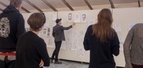 Tegning undervisning på højskole