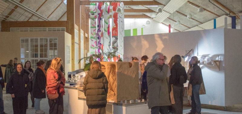 Udstilling 1. periode Forår 2019 Kunsthøjskolen i Holbæk_001
