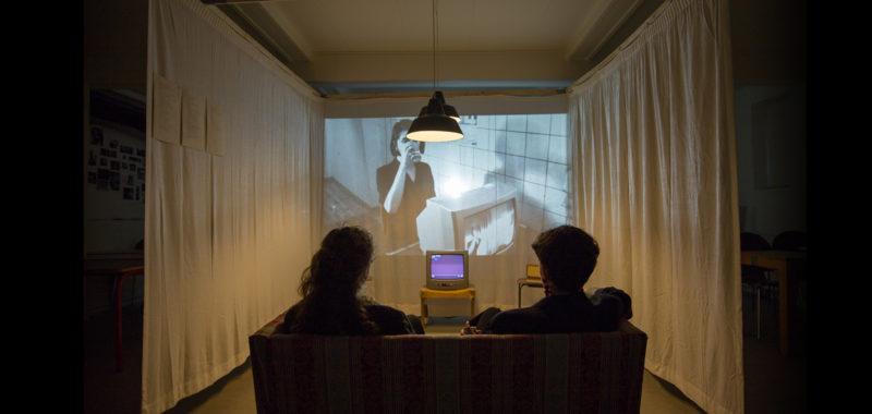 Video udstilling P1F19 Cover Kunsthøjskolen i Holbæk_001