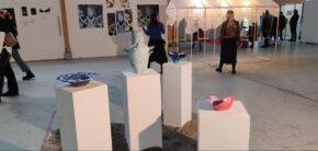 Keramik udstillingerne for efterårets første periode 2020