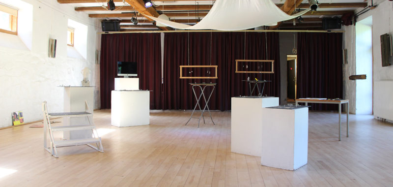smykkeudstilling forår 2019 Kunsthøjskolen I Holbæk